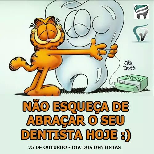 Feliz dia do Dentista!